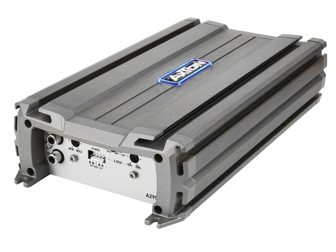 A295 - AXTON Amplifier 2 x 105 Watt