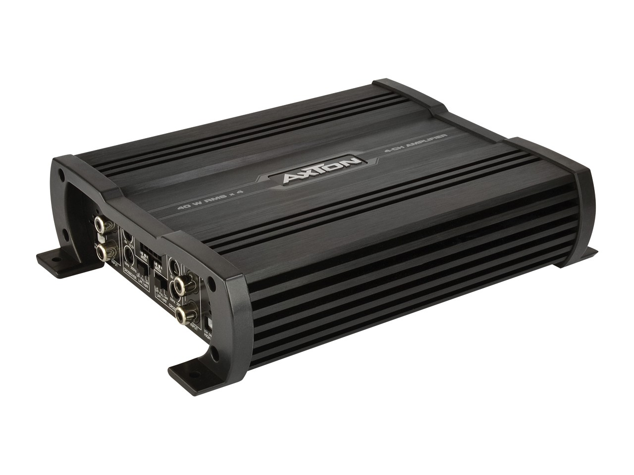 A4050X - AXTON Diecast Amplifier 4 x 40 Watt