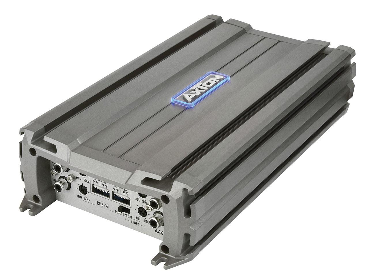 A460 - AXTON Amplifier 4 x 60 Watt