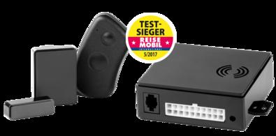 WiPro III CAN-Bus Funk-Alarmanlage für Wohnmobile