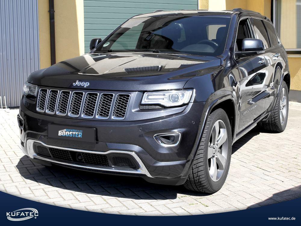 Komplettset Active Sound inkl. Sound Booster für Jeep Grand Cherokee (WK2)