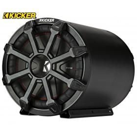 KICKER CWTB10 KOMPAKTE BASS-TUBE MIT 25 CM SUBWOOFER