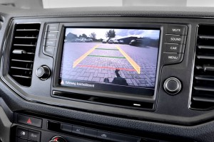 Komplett-Set Rückfahrkamera für VW Crafter SY