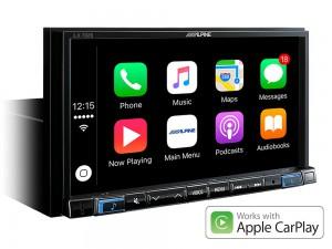 Alpine Digital Media Station iLX-702D