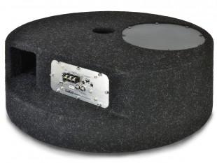 AXTON AXB20STP Aktivsubwoofer für die Reserveradmulde 20 cm/8″