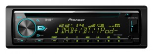 PIONEER DEH-X7800DAB MixTrax und DAB+ Tuner