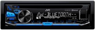 JVC KD-R871BT MP3-Tuner blau mit USB und Bluetooth