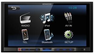 KENWOOD DMX100BT Mediaceiver 2-Din mit Bluetooth