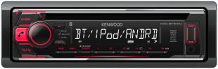 KENWOOD KDC-BT510U Bluetooth MP3-Radio mit USB