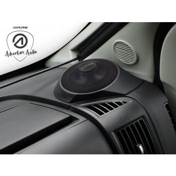 Alpine Adventure Audio SPC-R100-DU
