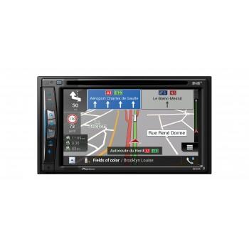 Pioneer AVIC-Z720DAB 2-DIN Navigation