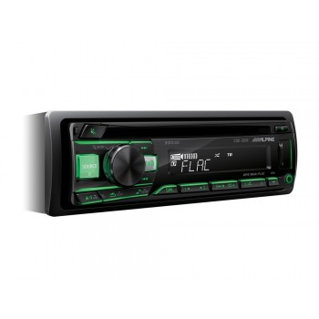 Alpine CDE-201R CD/USB RECEIVER MIT USB CONTROLLER