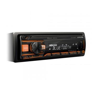 Alpine UTE-200BT DIGITAL MEDIA RECEIVER MIT BLUETOOTH®