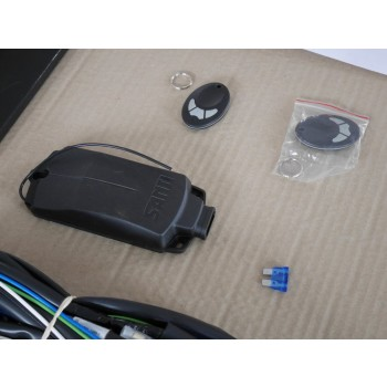Rigidek Heckklappenfernsteuerung VW Amarok / 2010-2011 / ohne Torsionsstab