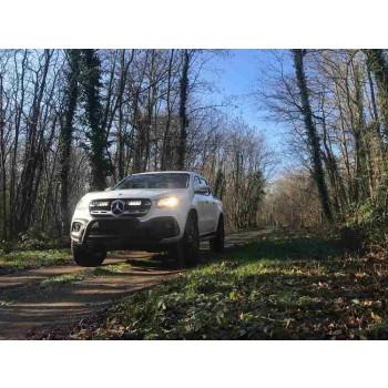 Lazer Lamps Kühlergrill-Montagesatz Mercedes X-Klasse inkl. 2x Triple-R 750 Elite