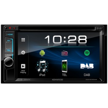 KENWOOD DDX4018DAB Moniceiver 2-Din mit Bluetooth