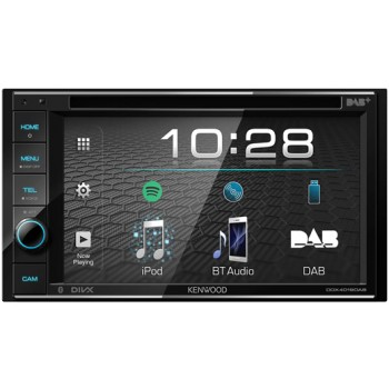 KENWOOD DDX4019DAB Moniceiver 2-Din mit Bluetooth