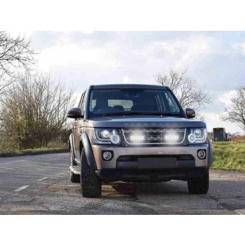 Lazer Lamps Kühlergrill-Montagesatz Land Rover Discovery 4 inkl. 2x Triple-R 750 Elite