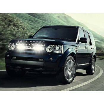 Lazer Lamps Kühlergrill-Montagesatz Land Rover Discovery 4 inkl. 2x Triple-R 750 Standard