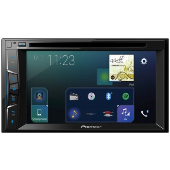 PIONEER AVH-Z2000BT 2-DIN Moniceiver mit Bluetooth