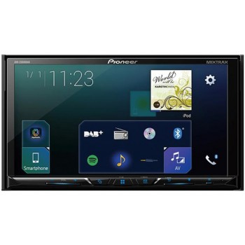 PIONEER AVH-Z5000DAB 2-DIN CarPlay Android Auto