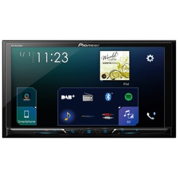 PIONEER SPH-DA230DAB 2-DIN DAB+ CarPlay Appradio