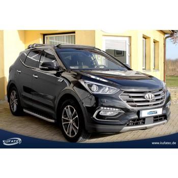 Komplettset Active Sound inkl. Sound Booster für Hyundai Santa Fe 3