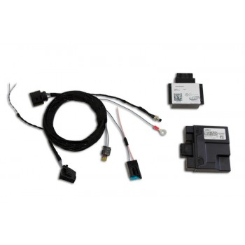 Komplettset active Sound incl. Soundbooster Ford Tourneo Connect
