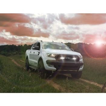 Lazer Lamps Kühlergrill-Montagesatz Ford Ranger inkl. 2x Triple-R 750 Elite