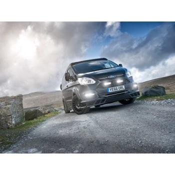 Lazer Lamps Kühlergrill-Montagesatz Ford Transit Custom / Tourneo Custom inkl. 2x Triple-R 750 Std
