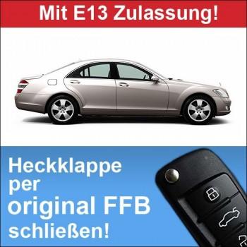 Comfort Heckklappenmodul Mercedes S-Klasse W221