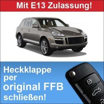 Comfort Heckklappenmodul Porsche Cayenne bis Modelljahr 2010