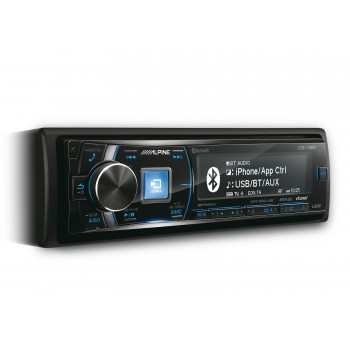 Alpine CDE-178BT CD RECEIVER MIT BLUETOOTH®