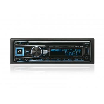 Alpine CDE-193BT CD/USB RECEIVER MIT BLUETOOTH®