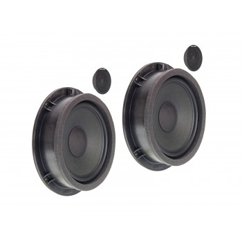 Alpine SPC-100AU Audi Sound-Upgrade