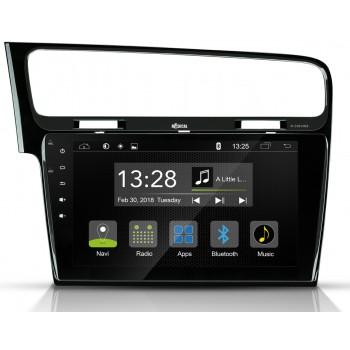 Radical Fahrzeugspezifischer Infotainer für VW Golf 7 R-C10VW2