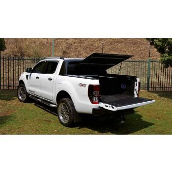 Rigidek Laderaumabdeckung Ford Ranger / ab 2012 / Doppelkabine Wildtrak