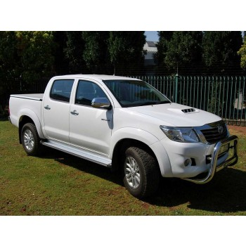 Rigidek Laderaumabdeckung Toyota Hilux / 2005-2015 / Double Cab
