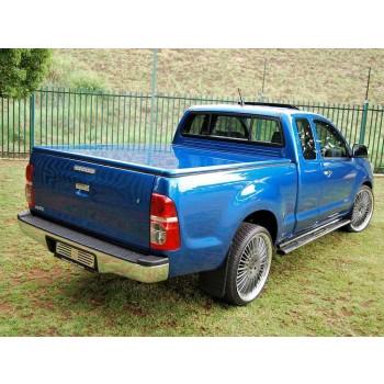 Rigidek Laderaumabdeckung Toyota Hilux / ab 2005-2015 / Extra Cab