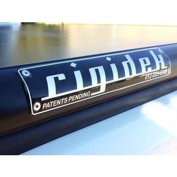 Rigidek Laderaumabdeckung Ford Ranger / ab 2012 / Extrakabine