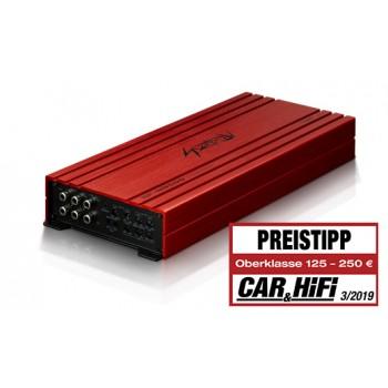 SPECTRON SP-N5500 Class-D Amplifier 4 x 75 + 1x200 W