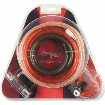Kabelset 10mm² mit Cinchkabel