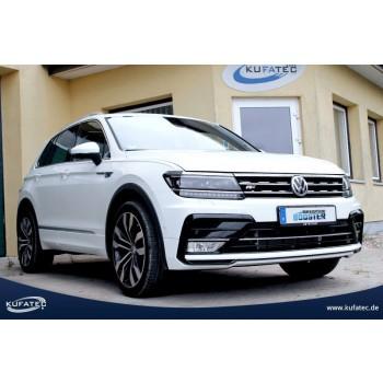 Komplettset Active Sound inkl. Sound Booster für VW Tiguan AD1