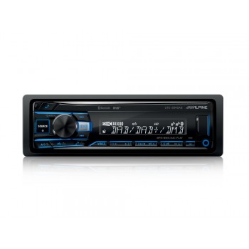 Alpine UTE-204DAB DIGITAL MEDIA RECEIVER MIT USB/ BLUETOOTH® UND Smartphone Connectivity