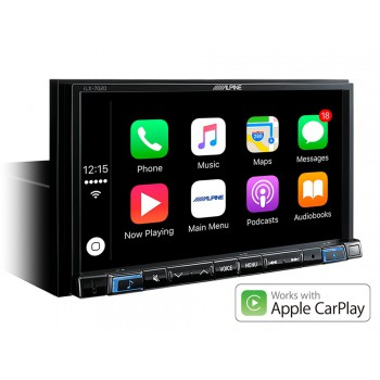 Alpine Digital Media Station iLX-702D