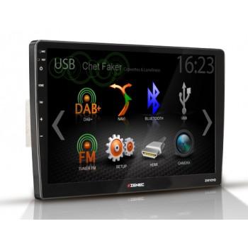 """Infotainer für VW Touran 5T mit 10,1""""/25,7 cm Display"""