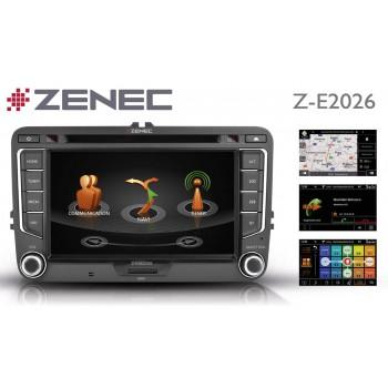 ZENEC E>GO Z-E2026 VW