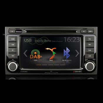 ZENEC E>GO Navigation Z-E2060 für VW T5