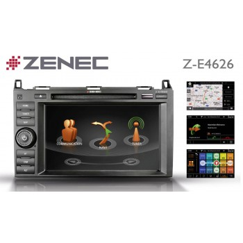 ZENEC E>GO Z-E4626 Sprinter, HYMER