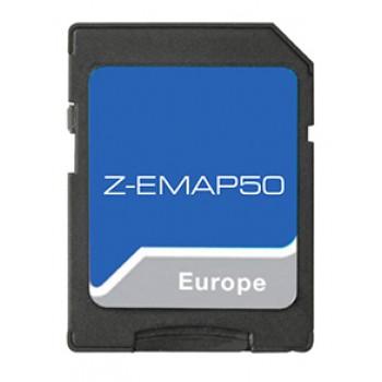 Z-EMAP50 - Z-Exx50 16 GB microSD Karte mit EU-Karte 47 Länder